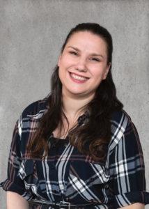 Nina, Receptionist | Atlantic Veterinary Hospital Seattle